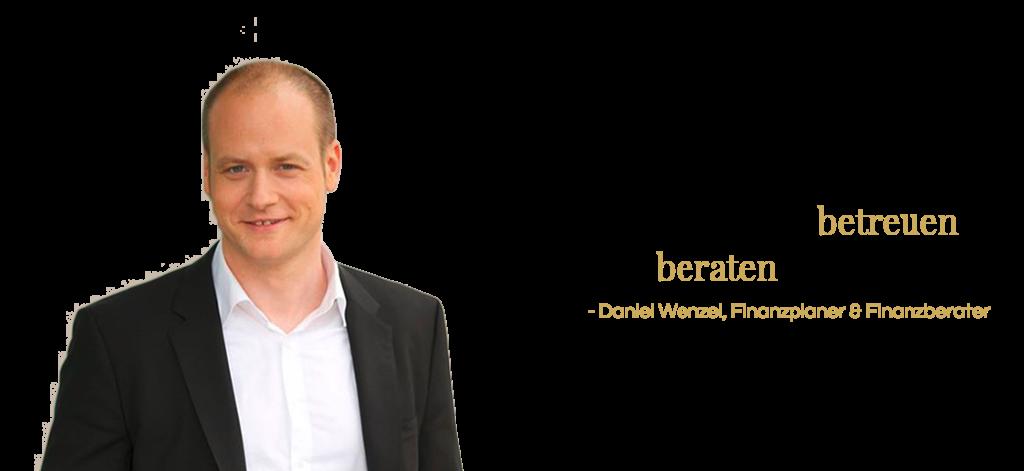 Daniel Wenzel Finanzplaner und Finanzberater