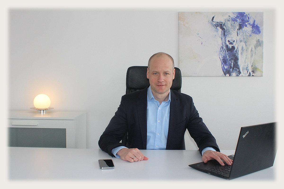 Daniel Wenzel - Finanzplaner und Finanzberater