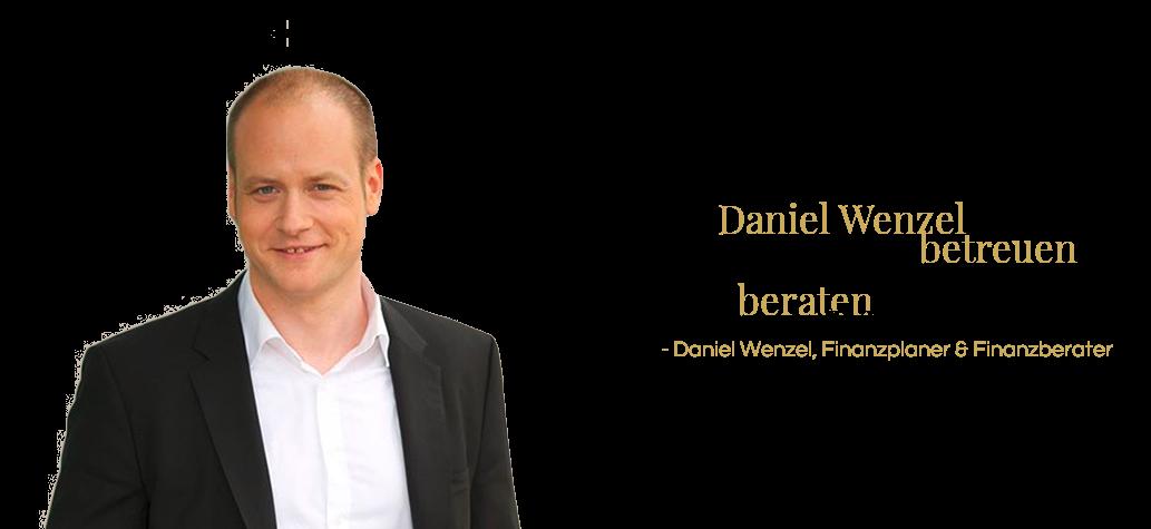 Daniel Wenzel - über mich
