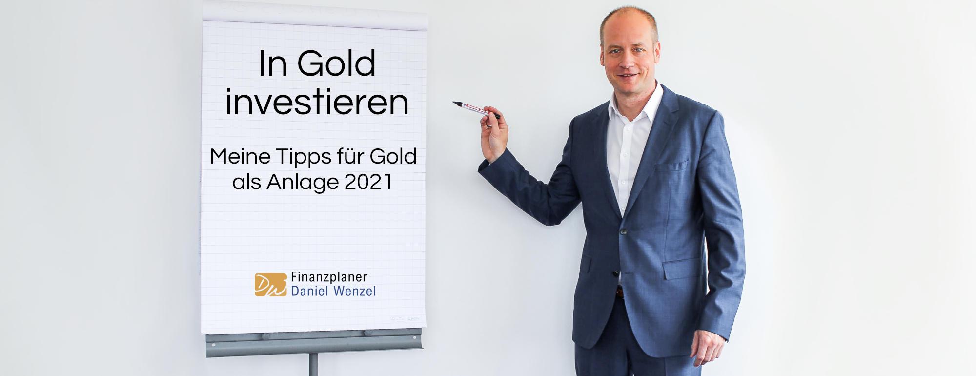 In Gold investieren – Meine Tipps für Gold als Anlage 2021